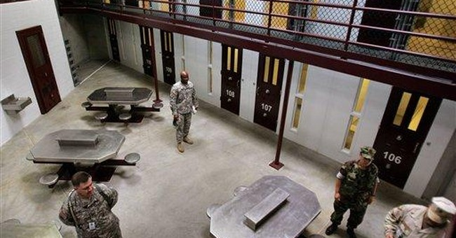 Fight escalates over legal mail at Guantanamo
